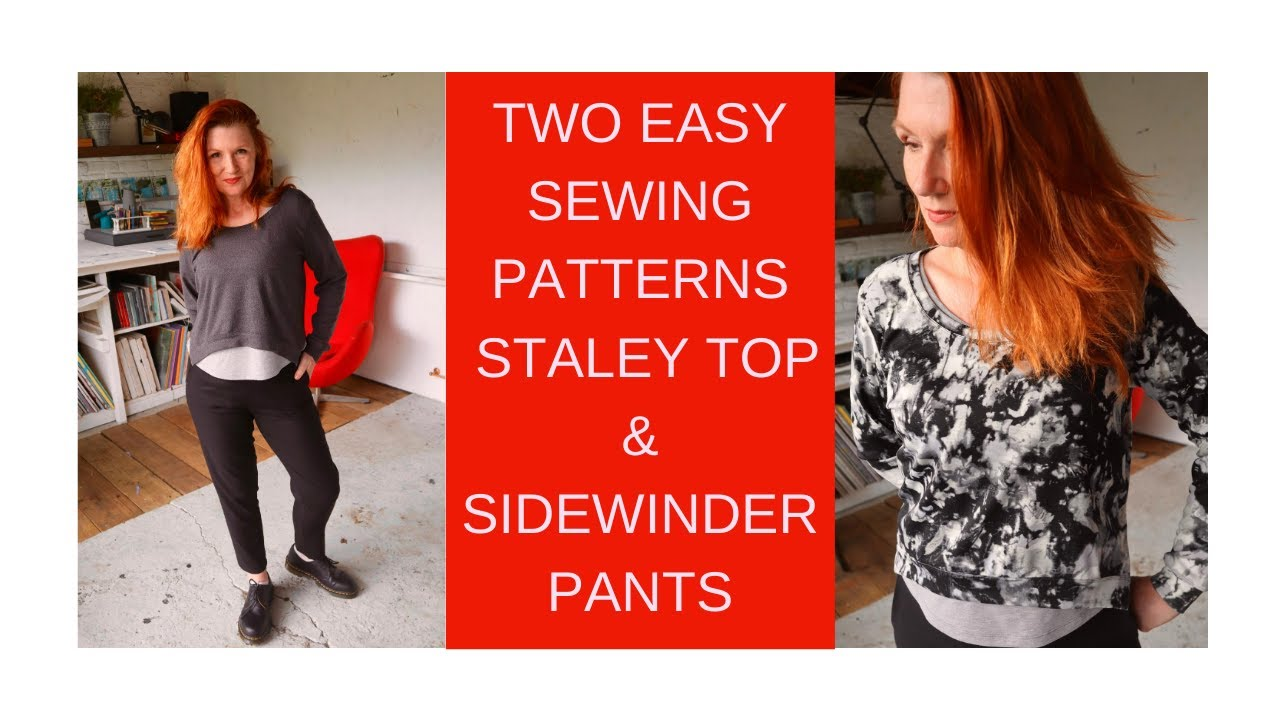 Staley Top & Sidewinder Pants Sewing Pattern reviews