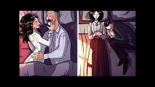 Sad Comics With Unexpected Dark And Twisted Endings