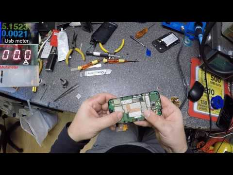 Motorola G sim card reader replacement