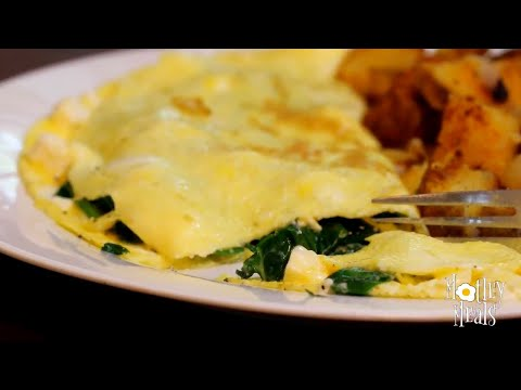 How to make a Greek Omelette