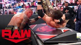 Randy Orton vs. John Morrison – Money in the Bank Qualifying Match: Raw, June 21, 2021