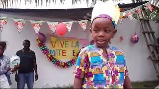 Fête de fin d année de l'école maternelle HPP-Congo de Selembao