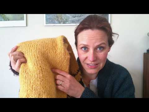 My Handmade Life Podcast: Episode 2: Current WIPs, Yarn And Long Tail Cast On