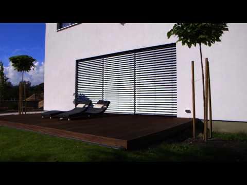 Brise-soleil orientables (BSO),  jalousies de façade
