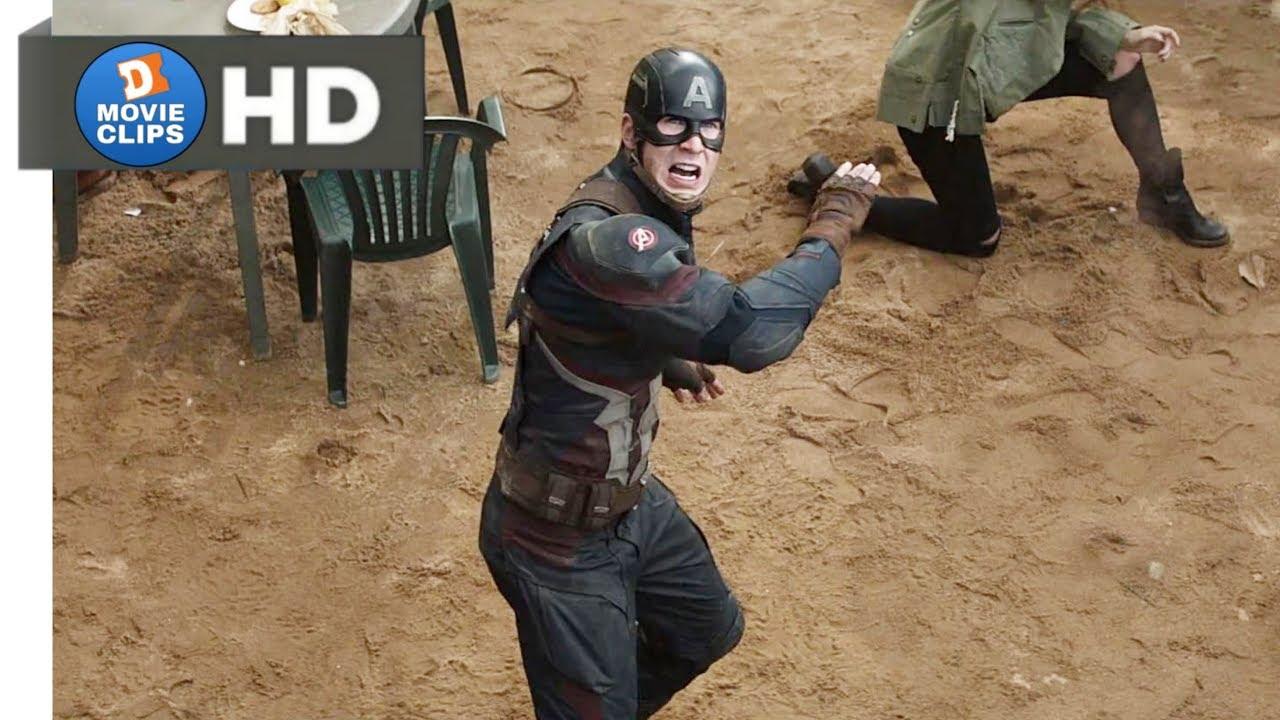 Download Captain America: Civil War Hindi (02/14) Building Blast Scene MovieClips