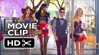 G.B.F. Movie CLIP #1 (2014) - Sasha Pieterse, Natasha Lyonne Movie HD