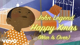 John Legend - Happy Xmas