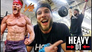 HEAVY DT: 2018 Crossfit Open Training (WITH 2 REGIONALS ATHLETES)