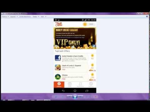 Tap Cash Rewards - Guia Y Tutorial