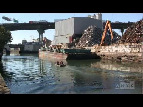 A Boat Tour Down the Gowanus Canal