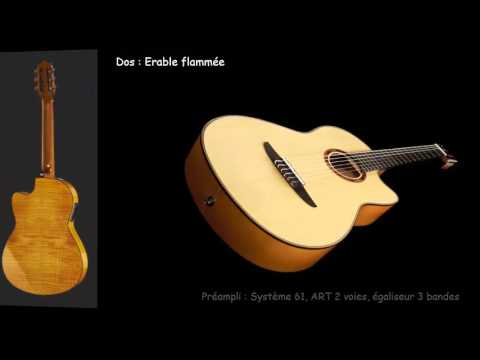 Yamaha NCX900FM  Mes guitares