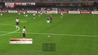 PES 2014 - Corinthians vs Palmeiras (Relatos y Comentarios de Closs y Niembro) PC