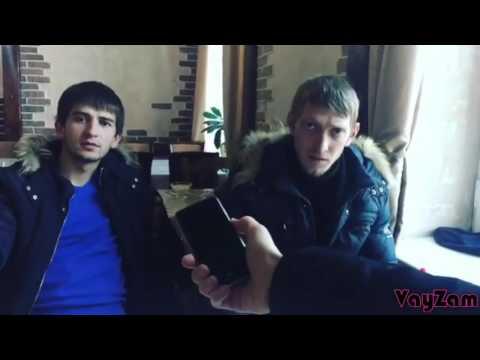 Драка двух чеченцев в Хасавюрте смотреть онлайн бесплатно