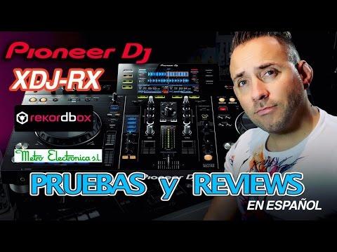 Pioneer XDJ - RX