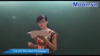 Học Tiếng Anh Cô Mai Phương - Cụm Động Từ tiết 4.mp4