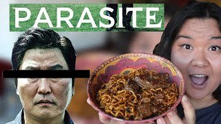 """I Tried To Make the Ramdon from """"Parasite"""" (영화 기생충) in 8 Minutes (this was a fail)"""