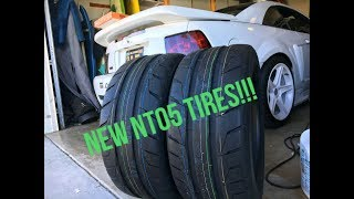 Nitto Nt555 vs Nt05's, Comparison With 2 Step Launches
