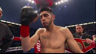 OKC's undefeated world super lightweight contender Alex Saucedo returns home to fight