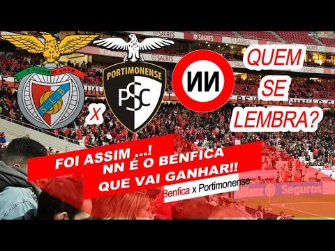 """NN """"BENFICA VAI GANHAR""""! Quem se lembra? Benfica x Portimonense 20.12.2017"""