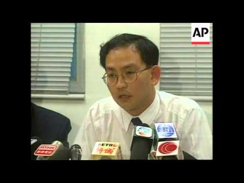 HONG KONG: POLICE FORCE PREPARE FOR HANDOVER