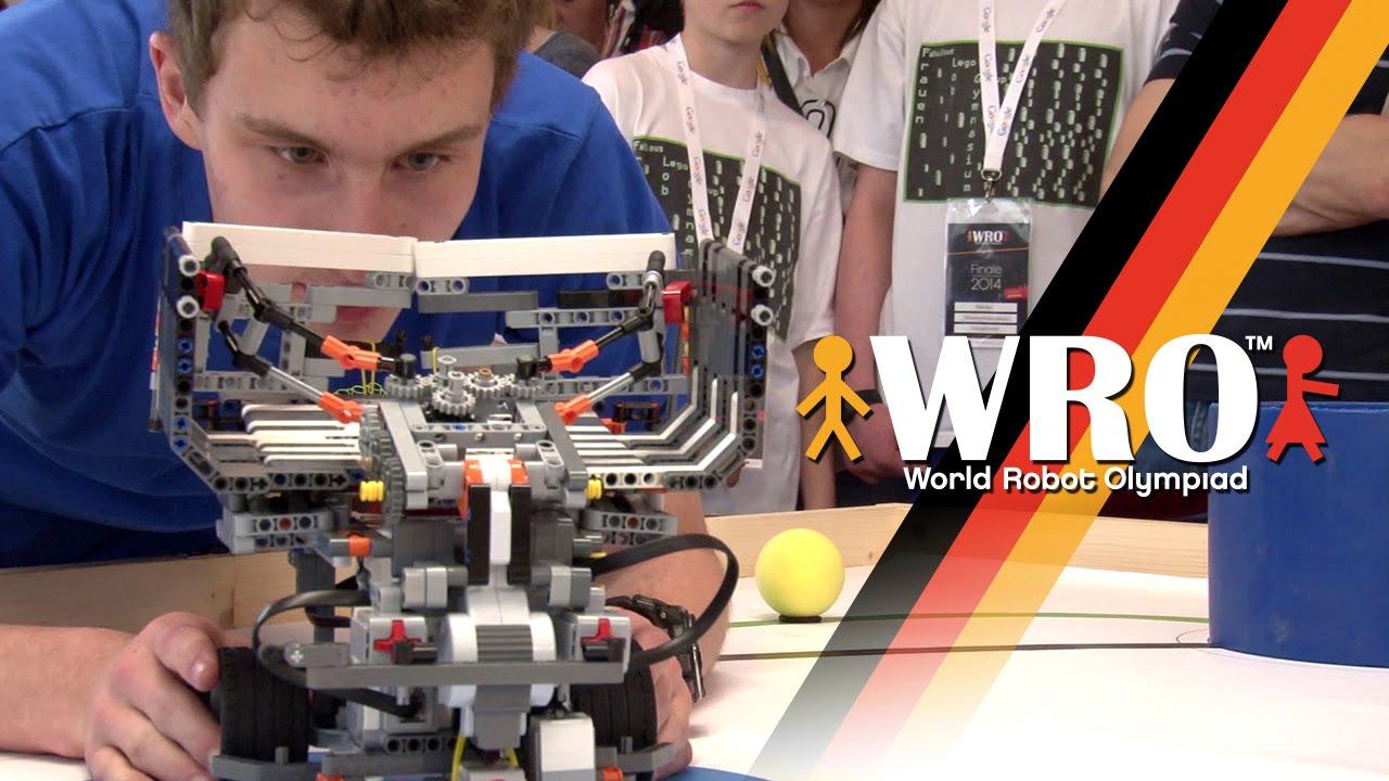 World Robot Olympiad (WRO) Deu...
