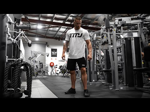 TMJ Apparel Performance Training Shorts Available Now!