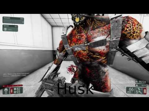 """Killing floor 2 - testing """"Battering Ram"""" SWAT Skill"""
