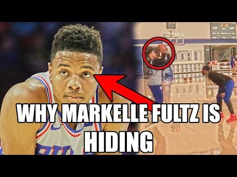 Why Markelle Fultz Is HIDING From the NBA