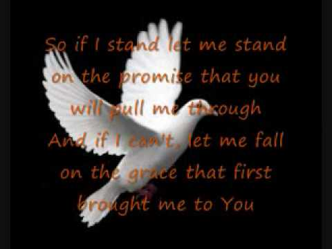 If I stand