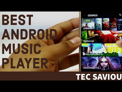 Best  Music Player For Android In 2018