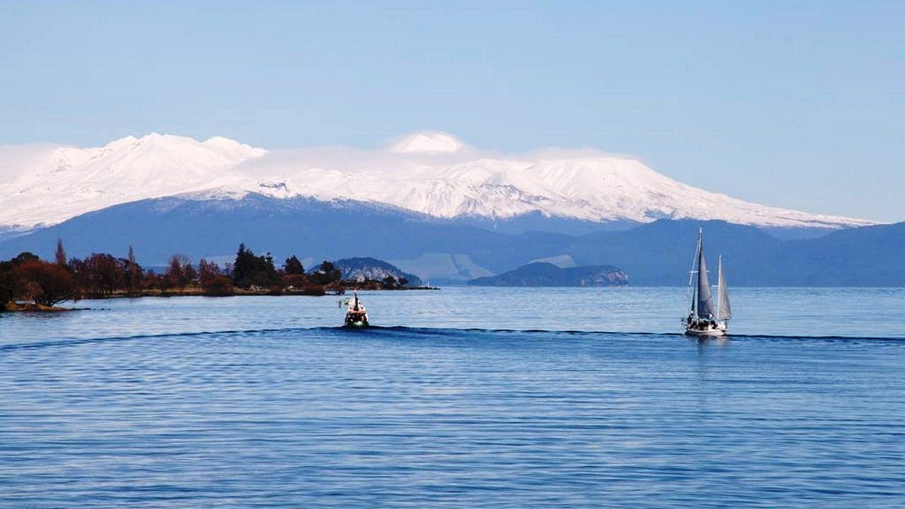 Top10 Recommended Hotels In Taupo Waikato New Zealand