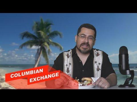 The Columbian Exchange Explained
