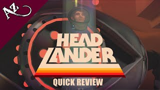Headlander - Quick Game Review