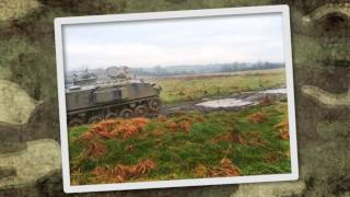 Full Monty Tank Driving Experience - Red Letter Days