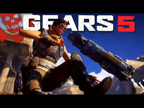 TECH TEST   MULTIPLAYER BETA TRAILER   Gears Of War 5