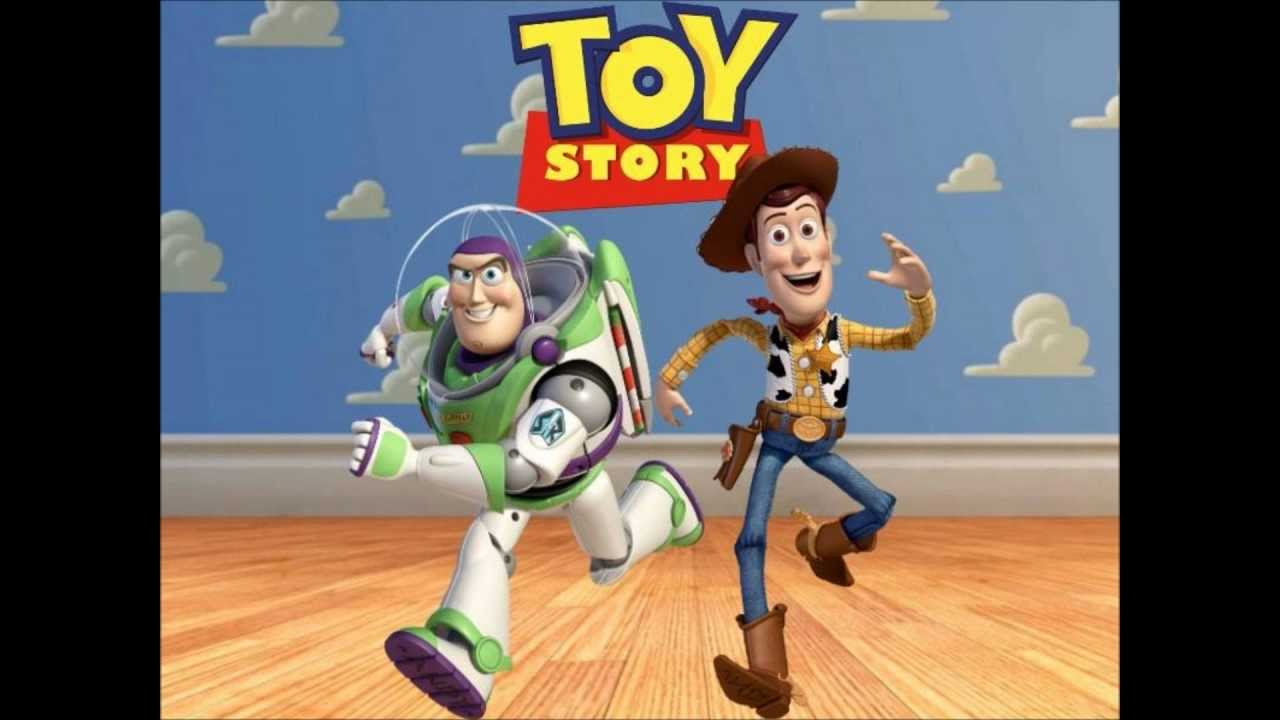 Toy Story You Ve Got A Friend In Me Hq Lyrics Youtube