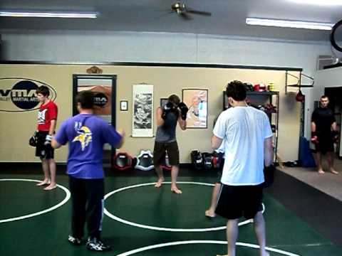 Rogue Valley Martial Arts, Striking Class
