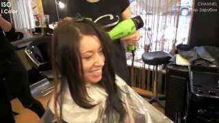 Осветление волос и окрашивание тон в тон. Косметика ISO(, 2014-06-27T13:38:28.000Z)