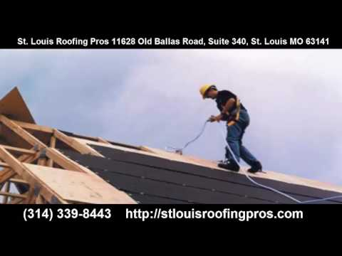 Roofing Contractors St. Louis MO   St. Louis Roofing Pros (314) 339 8443