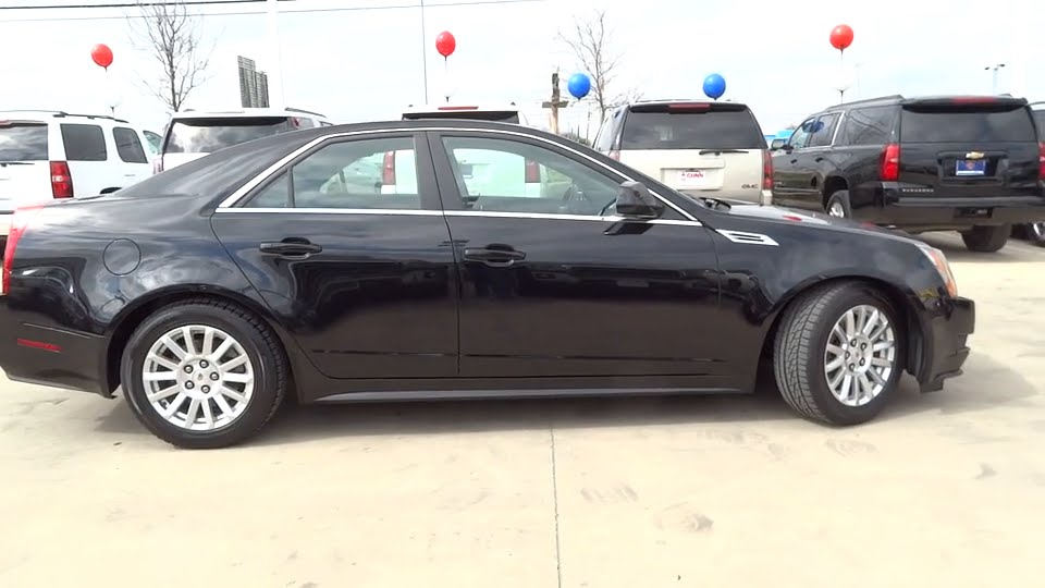2010 Cadillac CTS San Antonio dba26b42f1