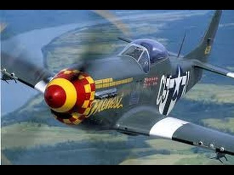 P-51 MUSTANG STORY BY NORTH AMERICAN...