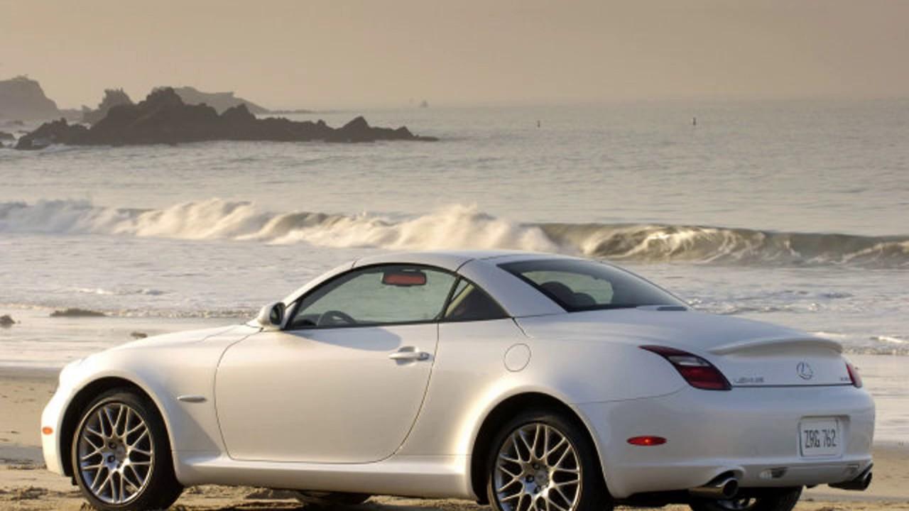 Lexus sc430 pebble beach edition