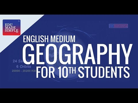 Geography English medium Trailer