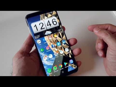 Galaxy S8 Plus da Samsung ganhou uma nova atualização