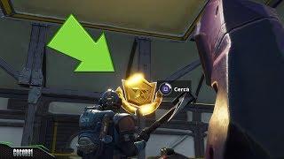 Fortnite Secret Star Split 7 - Skin the Visitor