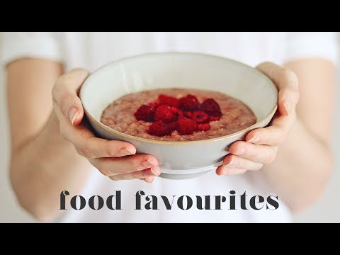 FAVOURITE FOODS I ATE THIS MONTH AS A VEGAN