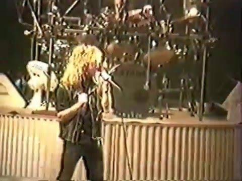 Robert Plant Montreal 1988 (full show)