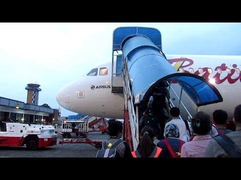PESAWAT BARU BATIK AIRBUS A 320   Halim Perdana Kusuma - El Tari