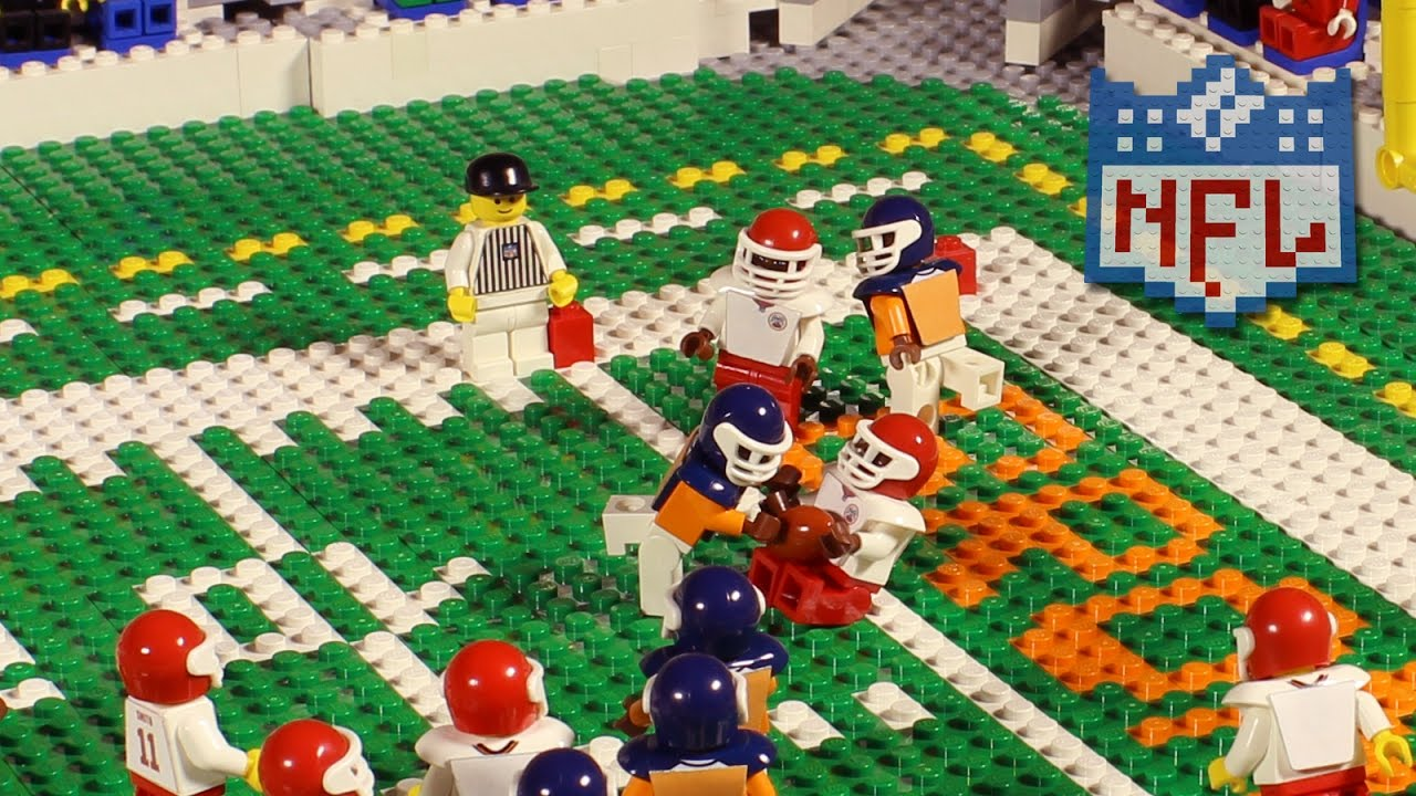 NFL: Kansas City Chiefs @ Denver Broncos Week 12, 2016  Lego Game Highlights  YouTube