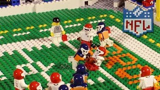 Video NFL: Kansas City Chiefs @ Denver Broncos (Week 12, 2016) | Lego Game Highlights download MP3, 3GP, MP4, WEBM, AVI, FLV Desember 2017